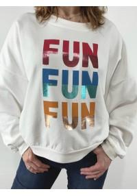 Sweatshirt FUN NC - 1