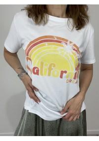 T-shirt CALIFORNIA  - 1